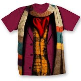 4TH DOCTOR FANCY DRESS