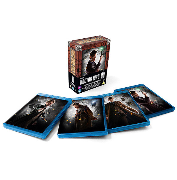 Doctor Who: 50th Anniversary Collector's Edition (Blu-ray) (UK Shop