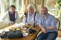 Working with Nicholas Briggs & David Richardson of Big Finish