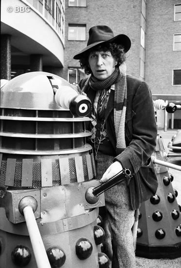 Tom in The Genesis of the Daleks - series 12
