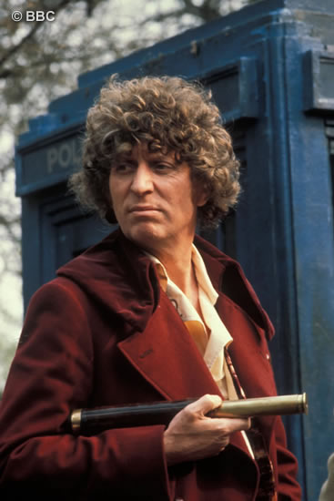 Image result for Tom Baker season 18