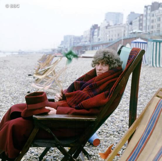 Tom Baker Dr Who Hat
