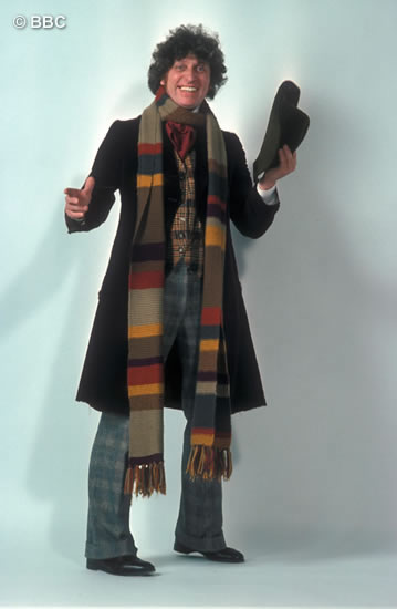 tom baker fourth doctor