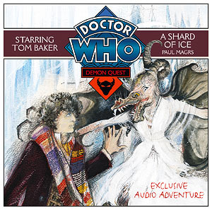 Cover of AudioGo story A Shard of Ice