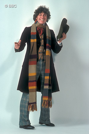 5f6d49b49a6e2 When Tom Baker stepped aboard the TARDIS in 1974